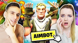 ON RENCONTRE THE PIRE OF HACKEURS ON FORTNITE BATTLE ROYALE!