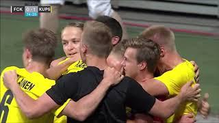 Ottelukooste: FC Kööpenhamina - KuPS 1-1