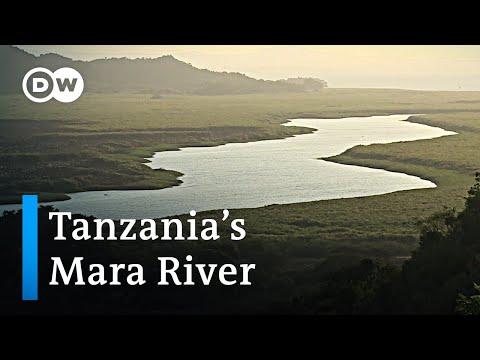 Tanzania's Mara river
