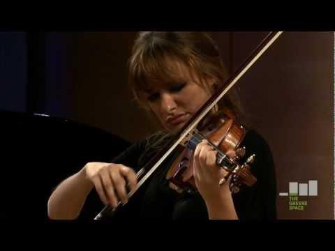 Nicola Benedetti: Shostakovich's Romance The Gadfly Suite, Live in The Greene Space