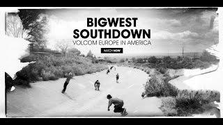 Volcom presents BigWest SouthDown | European Skate Team Video