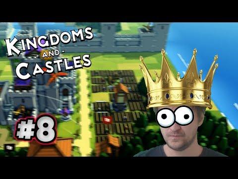 Kingdoms and Castles # 8 - Alle haben Hunger