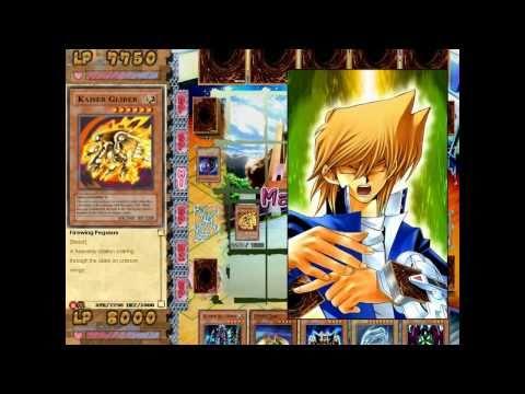 Kaiba vs Joey on Yugioh! Power of Chaos !