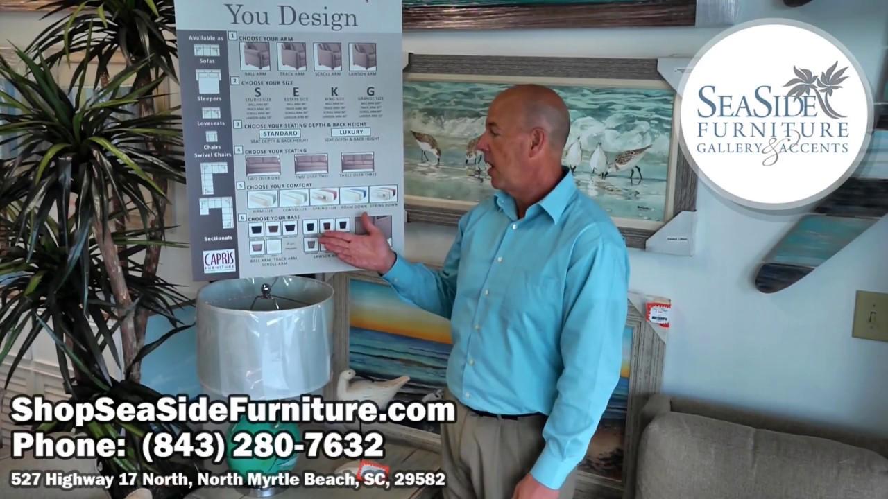 Custom Furniture You Design   Seaside Furniture Gallery And Accents