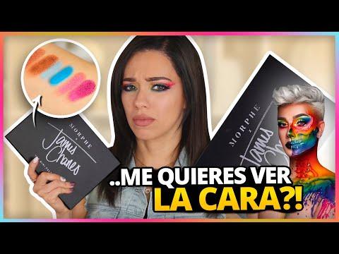 JAMES CHARLES SACO LA MISMA PALETA PERO EN CHIQUITA... ES REALMENTE LA MISMA?! thumbnail