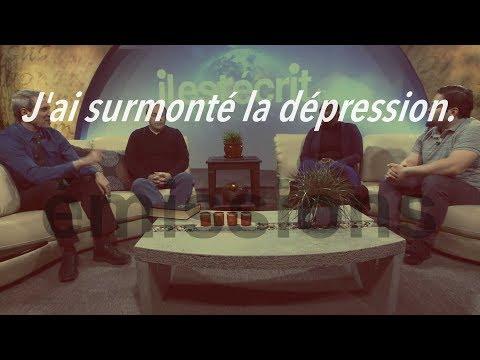 J'ai surmonté la dépression - Il Est Écrit
