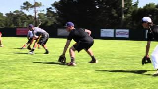trosky baseball presents infield drills series footwork