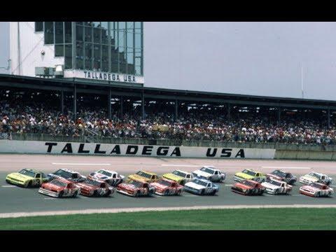 1986 Talladega 500 (RAW SATELLITE FEED)