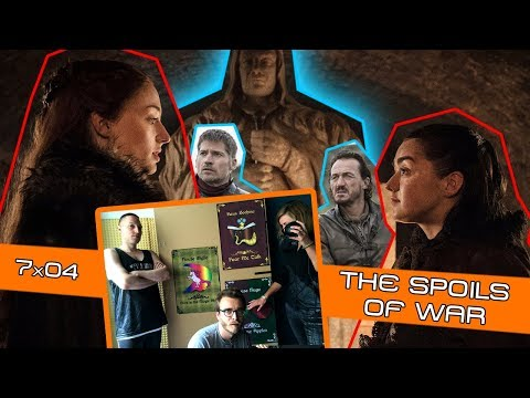 Game of Thrones 7x04 The Spoils of War | Serienjunkies-Podcast