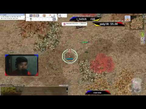 The Trapper and the Slave! Muel Plays Ragnarok Online Philippines (November 20, 2017)