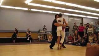 Bachata Workshop by Jorge Elizondo in Rhythms & Soul Forest HIlls Studio