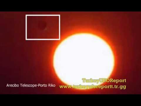 REAL NIBIRU FOOTAGE-2014-ARECIBO TELESCOPE-PUERTO RICO