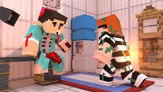 Minecraft: MINHA FAMILIA ESTA DOENTE ‹ ERA ZUMBI › #10