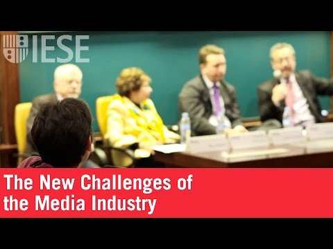 The New Challenges of the Media Industry