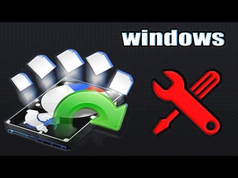 Как восстановить всю информацию на жестком диске если не загружается ОС Windows 7  8 10