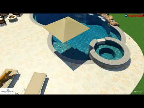 FreeStyle Pools LLC Design 1
