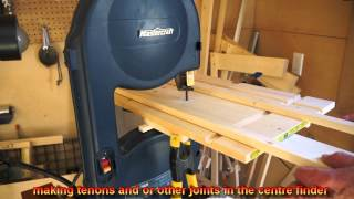 HOW TO extended support table for band saw and a drill press