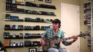 Mayones Jabba 5-string custom bass - Janek Gwizdala