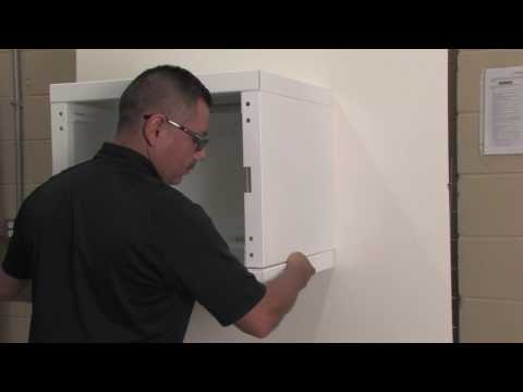 CPI Standard Wall-Mount Cabinet Installation Video