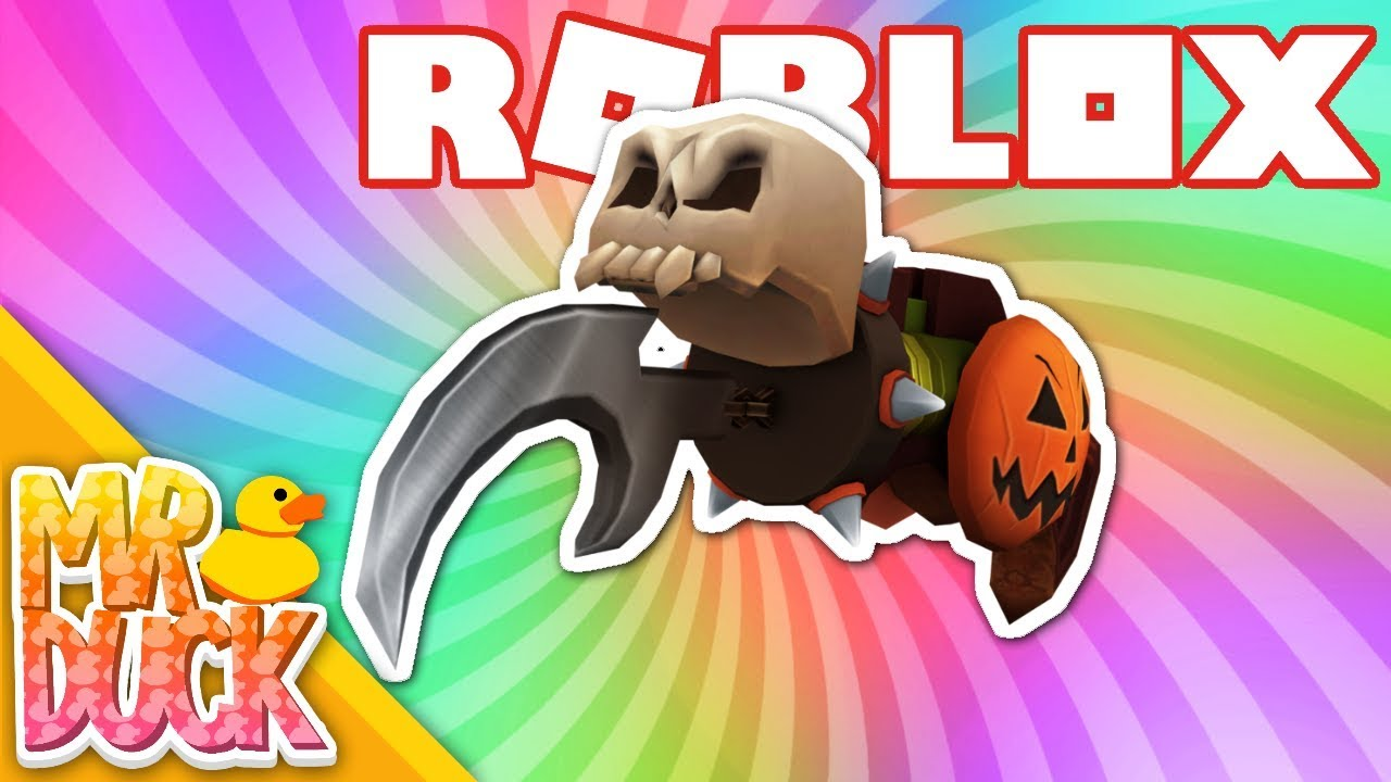 How To Get Skeleton Grappling Hook Roblox Halloween Event 2018