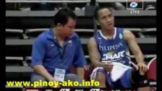 Smart Gilas Pilipinas vs Iran Jones Cup 2011 Part 2