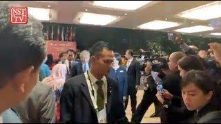 Dr Mahathir arrives Bangkok for four day working visit
