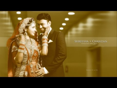 The Wedding Story... Shreesha & Chandan