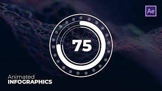 Adobe animasyonlu ınfographics oluşturmak için Nasıl After effects SWAHİLİ-