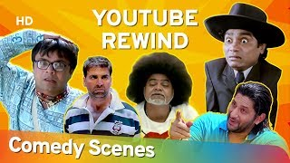 brahmanandam new comedy scenes in hindi dubbed