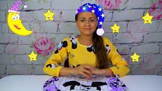 Пижамы с Микки Маусами с AliExpress/Примерка на себе