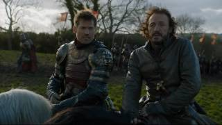 The return of Bronn - Game of Thrones S06E07 - TV CLIP 權力的遊戲