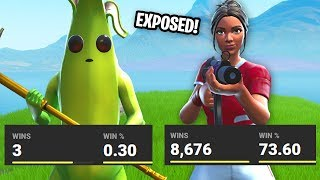 I EXPOSED player