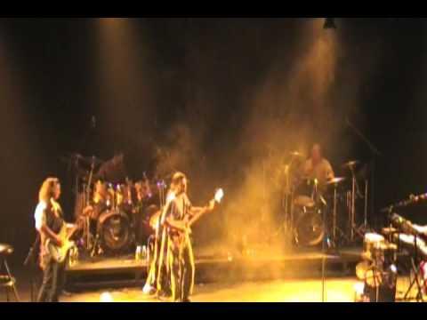 Dance On A Volcano (Genesis Tribute) 2009.02.15 Ontario, Canada