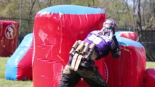 PSP MAO 2014: Dynasty vs. Art Chaos Prelims Raw Point | Spantastik™ x Paintball