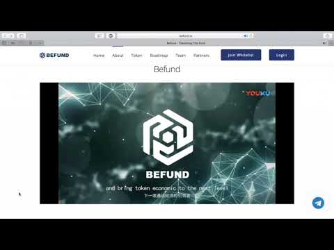 BEFUND - THE ICO REVIEW | A Decentralized Cryptocurrency Fund Service