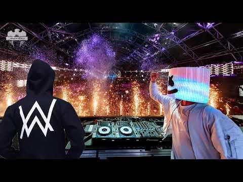Alan Walker Vs Marshmello Mix Lagu Barat Terbaru 2017