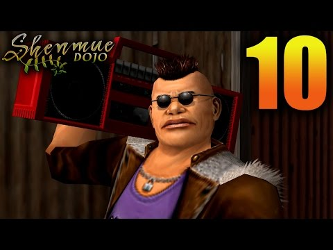 Shenmue II Playthrough Part 10 (Japanese)