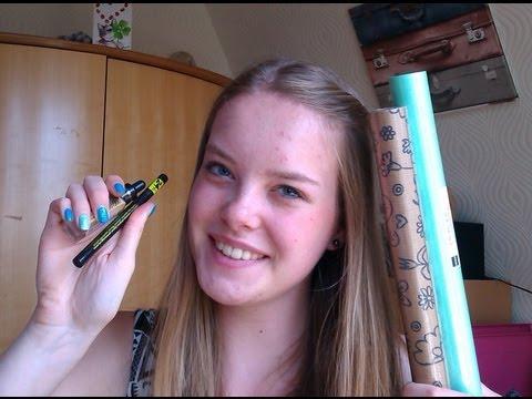 Shoplog: Back To School (Hema + Blz.) & Beauty (Kruidvat + Action)