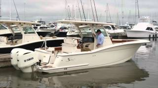 Scout Boats 300 LXF - Walk Thru Video