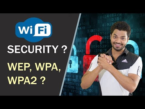 Wi-Fi Security Types?