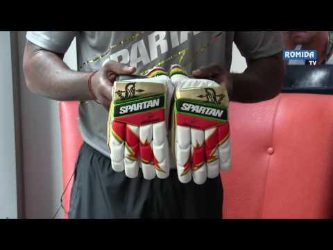 Chris Gayle Spartan Kit Bag Video