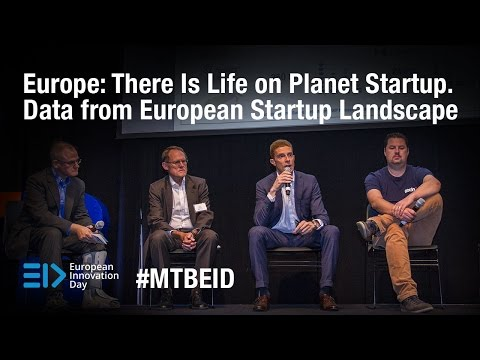 EID 2015 | There Is Life on Planet Startup