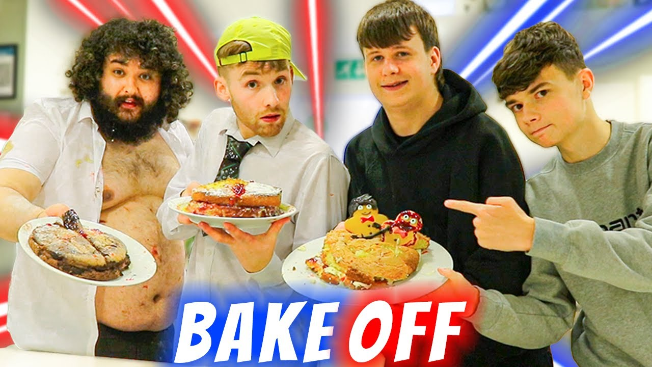 The Bake Off vs Ollie Ball & Jacob