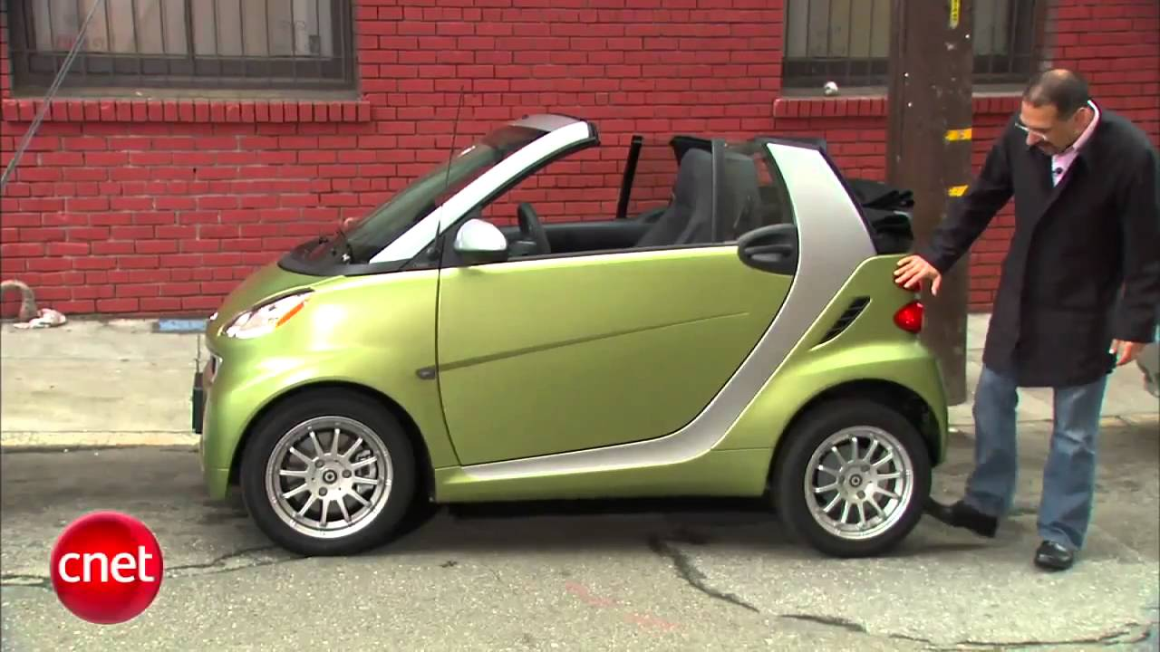 car tech 2011 smart fortwo passion youtube. Black Bedroom Furniture Sets. Home Design Ideas