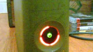 """Limited Edition Halo 3 Xbox 360 Elite Console gets the """"Red Ring of Death"""""""