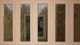 Моделирование  окна в SketchUp