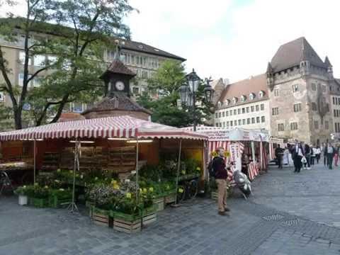 Nürnberg - Bavaria - Nuremberg - Deutschland - Germany - Visit Nuremberg