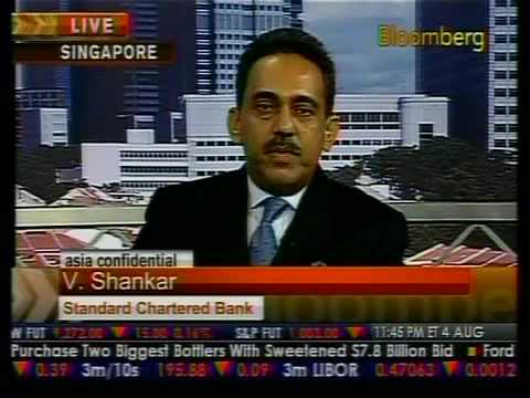 Standard Chartered Earnings Growth - Bloomberg