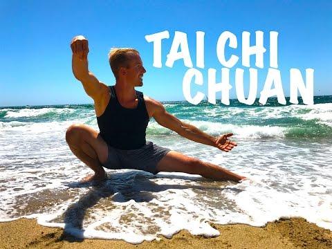 Tai Chi for Beginners - 20 Min Tai Chi Chuan Routine!