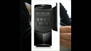 lenovo erazer x510 overclocking gaming desktop pc intel core i7 4770k 2tb hdd 8gb sshd 16gb ram